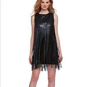😎 Black Fringe Dress 😎